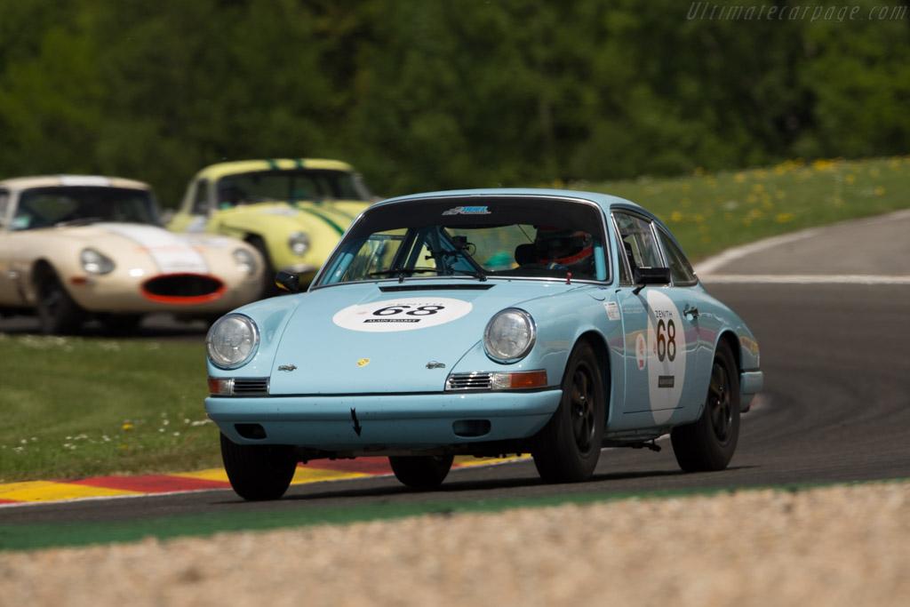 Porsche 911 - Chassis: 303498 - Driver: Michiel van Duijvendijk / Pascal Pandelaar  - 2016 Spa Classic