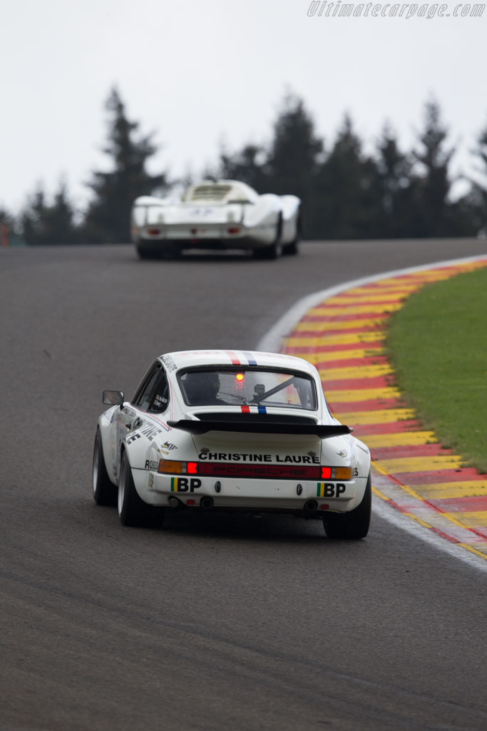 Porsche 911 Carrera RS 3.0 - Chassis: 911 460 9107 - Driver: Christophe van Riet / Fred Bouvy  - 2016 Spa Classic