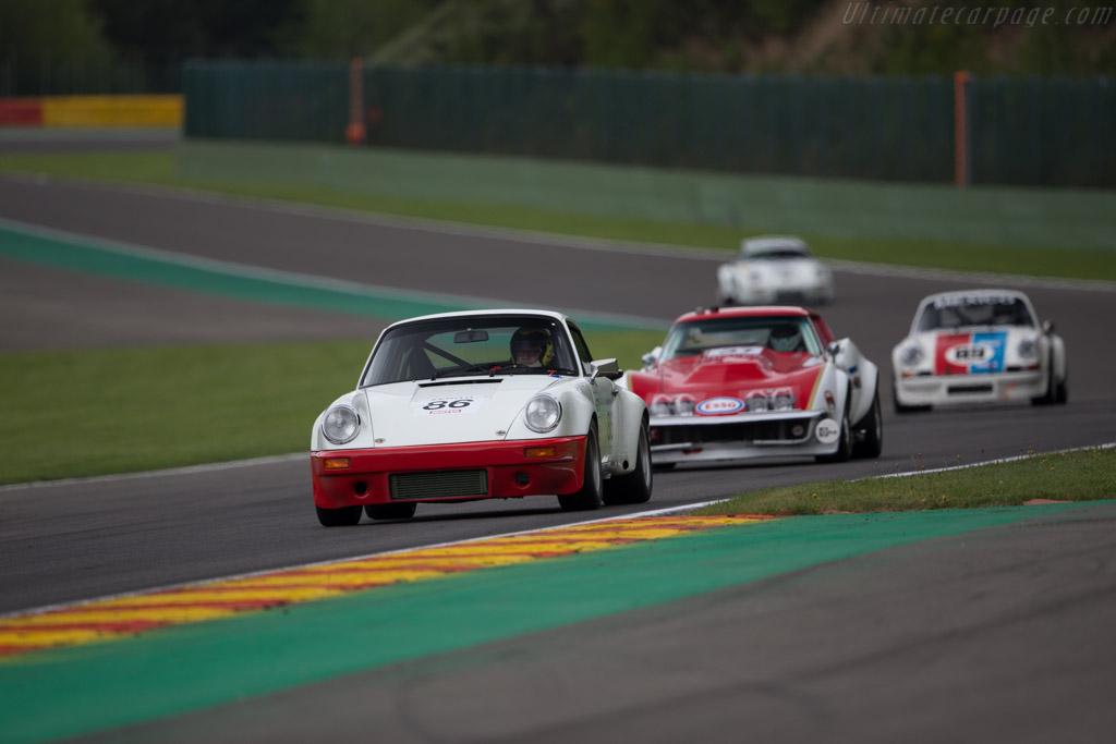 Porsche 911 Carrera RS 3.0 - Chassis: 911 460 9034 - Driver: Alain Gadal  - 2016 Spa Classic