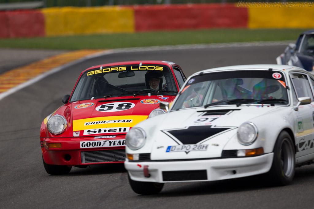 Porsche 911 Carrera RSR 3.0 - Chassis: 911 460 9116 - Driver: Claudio Roddaro  - 2016 Spa Classic