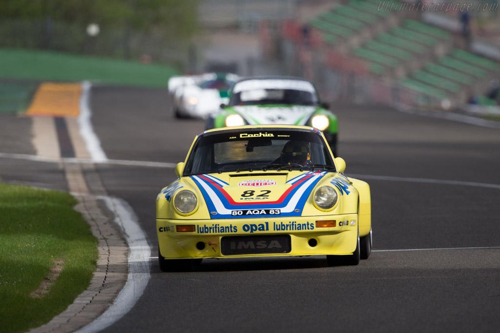 Porsche 911 Carrera RSR 3.0 - Chassis: 911 460 9059 - Driver: Raymond Narac / Michel Lecourt  - 2016 Spa Classic