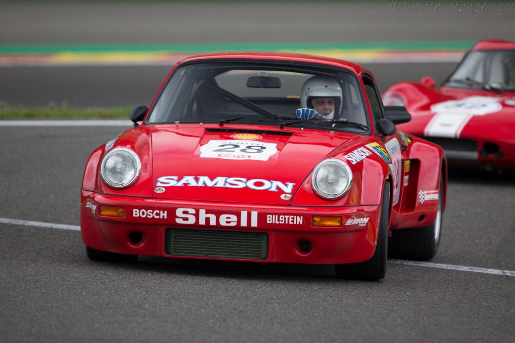 Porsche 911 Carrera RSR 3.0 - Chassis: 911 460 9063 - Driver: Pablo Briones / Klaus Horn  - 2016 Spa Classic