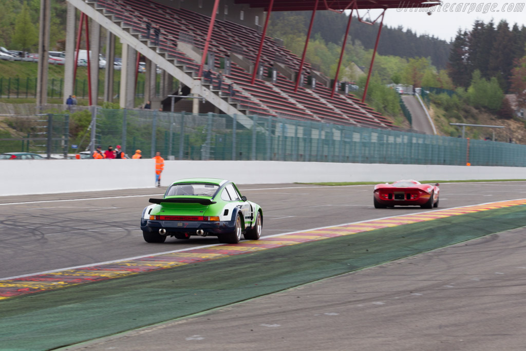 Porsche 911 Carrera RSR 3.0 - Chassis: 911 460 9074 - Driver: Lee Maxted-Page / Mark Sumpter  - 2016 Spa Classic