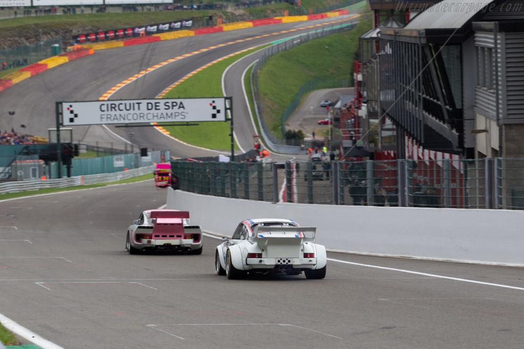 Porsche 934/5 - Chassis: 930 670 0645 - Driver: Hans-Joerg Huebner / Jurgen Barth  - 2016 Spa Classic