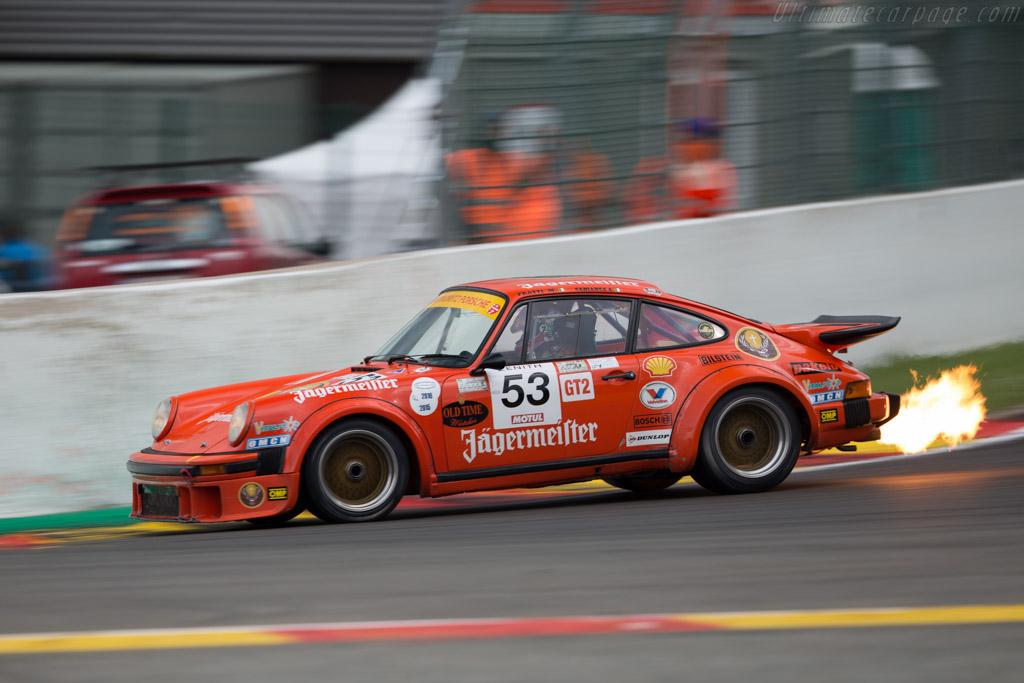 Porsche 934 - Chassis: 930 670 0168 - Driver: Maurizio Fratti / Andrea Cabianca  - 2016 Spa Classic