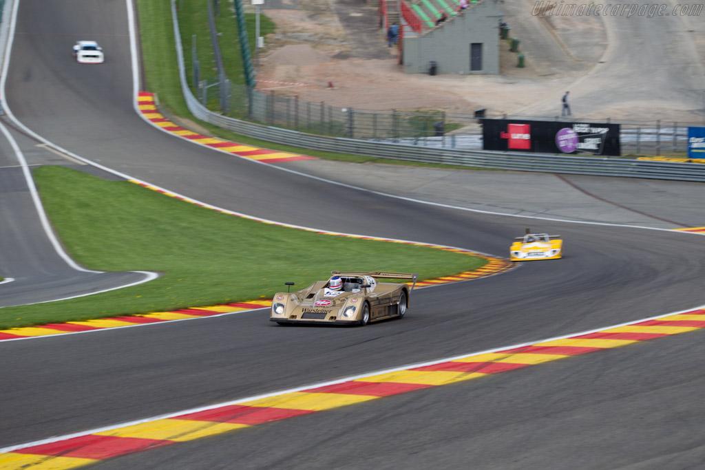 TOJ SC304 - Chassis: 11-76 - Driver: Yves Scemama  - 2016 Spa Classic