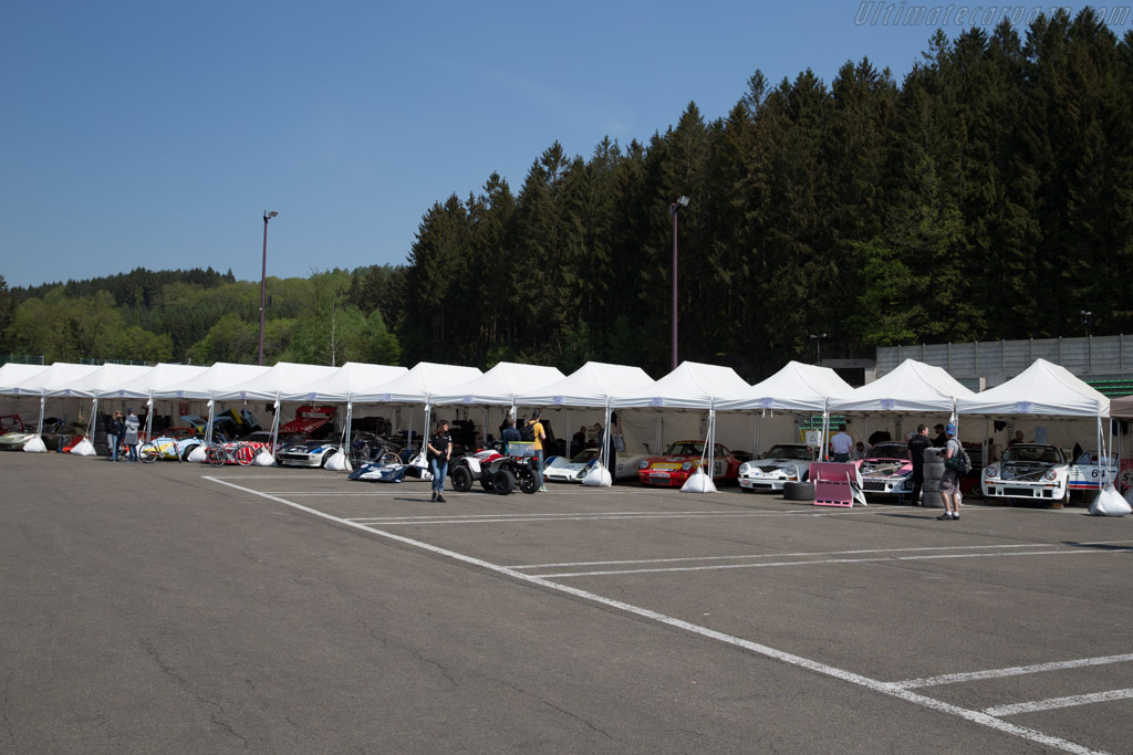 Welcome to the Circuit Spa-Francorchamps    - 2016 Spa Classic