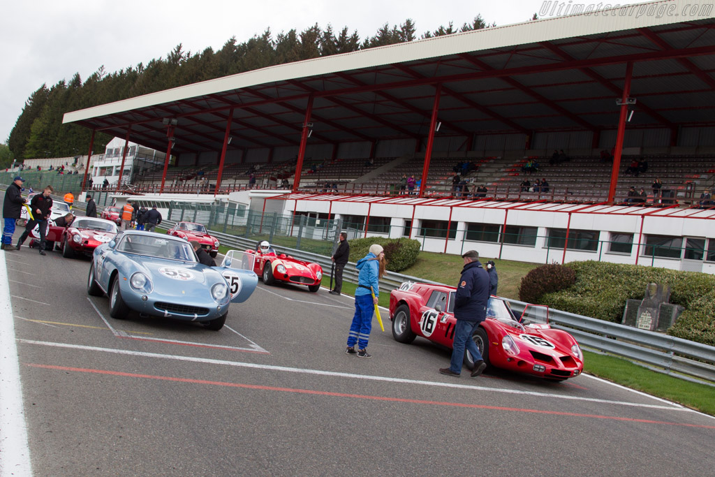 Welcome to the Circuit Spa-Francorchamps - Chassis: 09057 - Driver: Vincent Gaye  - 2016 Spa Classic