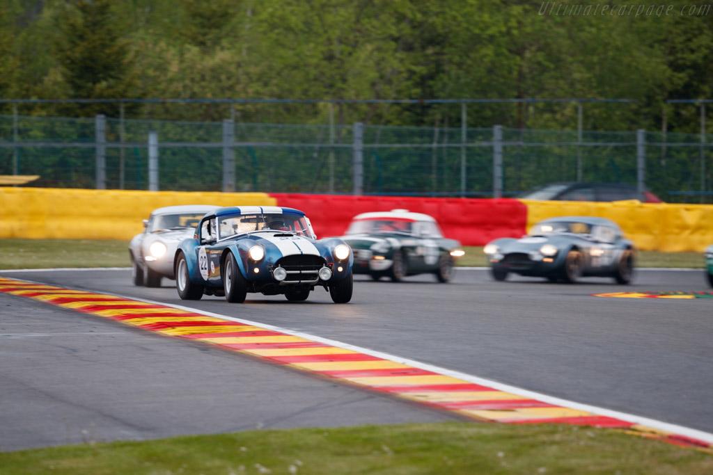 AC Cobra 289 - Chassis: CSX2136 - Driver: Thierry De Latre Du Bosqueau / Christophe Van Riet - 2019 Spa Classic