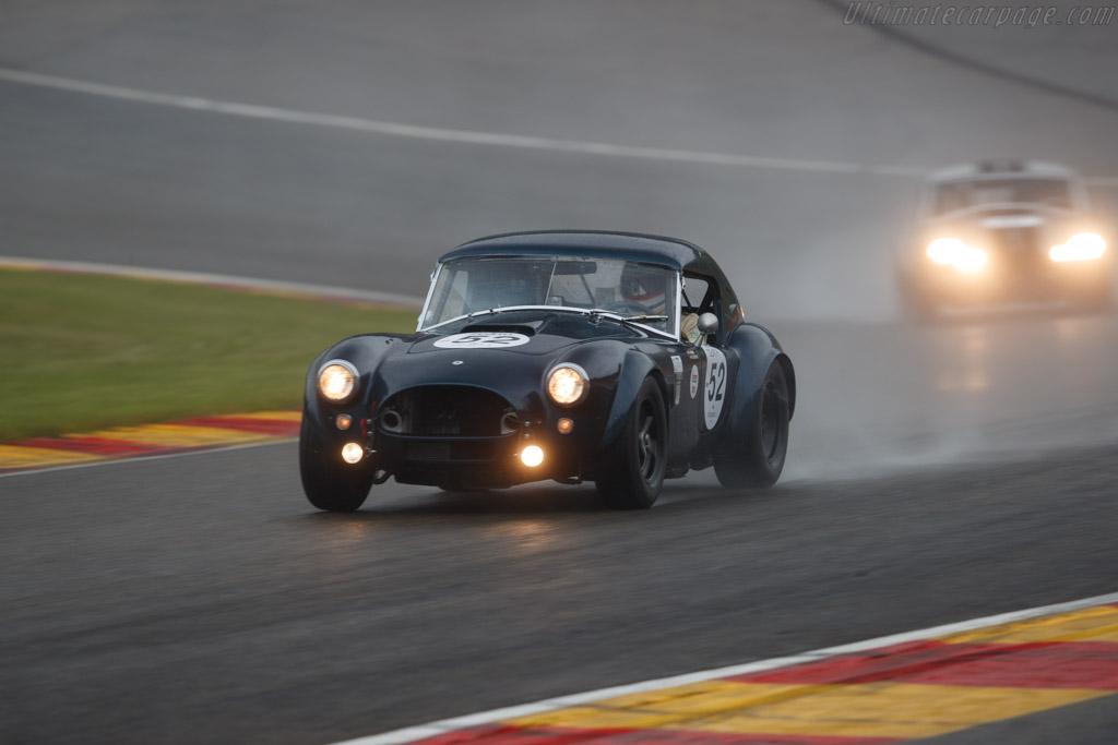 AC Cobra 289 - Chassis: COX6013 - Driver: Yvan Mahe / Yves Scemama - 2019 Spa Classic