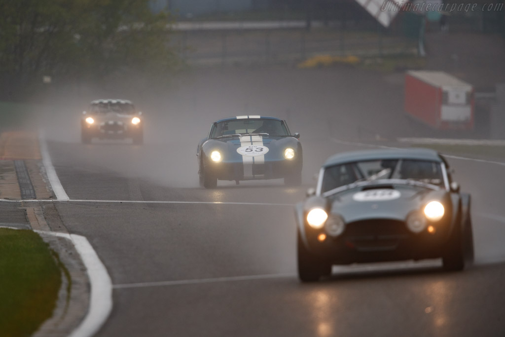 AC Cobra Daytona - Chassis: CSX2166 - Driver: Pierre-Alain France / Erwin France - 2019 Spa Classic
