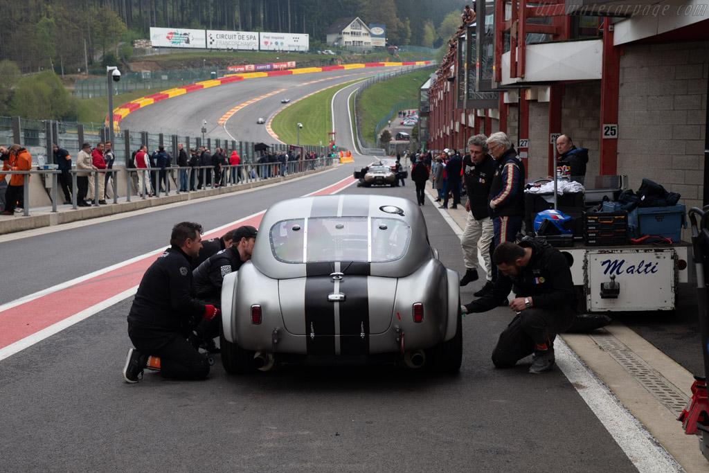 AC Shelby Cobra 289  - Driver: Maxime Guenat / Guillaume Mahe - 2019 Spa Classic