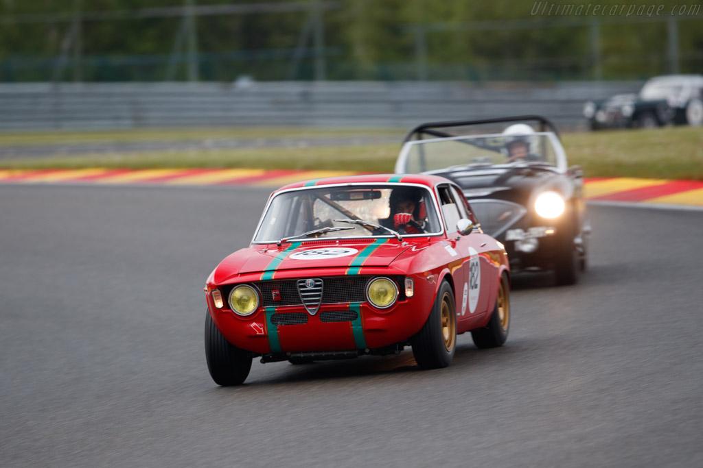 Alfa Romeo Giulia Sprint GTA - Chassis: AR613667 - Driver: Alexander Rittweger / Sam Hancock - 2019 Spa Classic