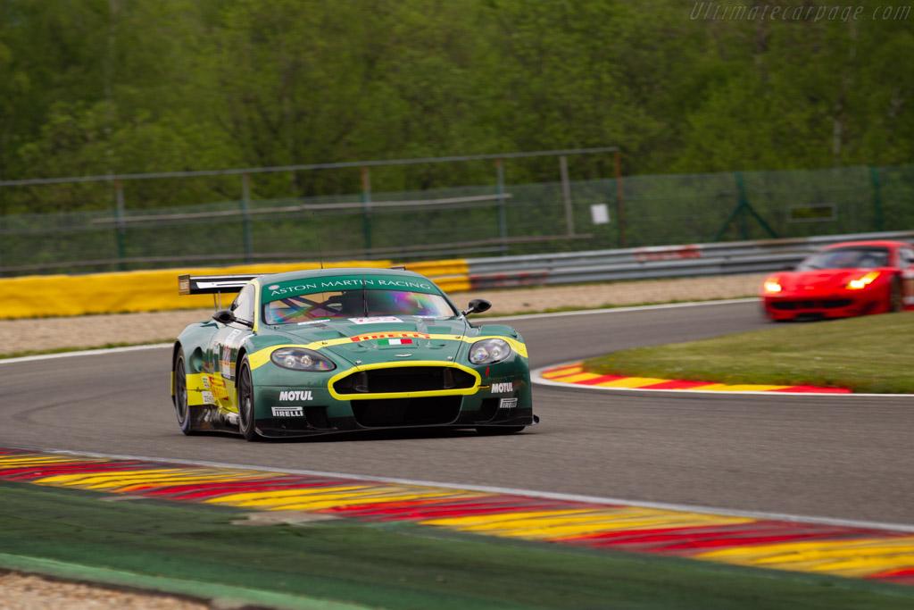 Aston Martin DBR9 - Chassis: DBR9/9 - Driver: Dominik Roschmann - 2019 Spa Classic