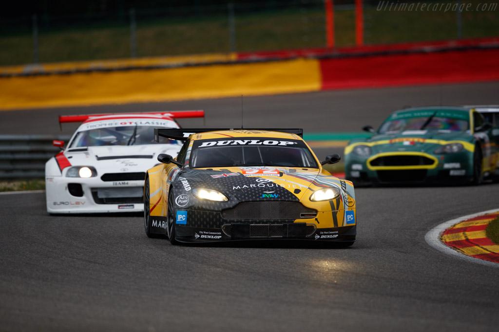 Aston Martin V8 Vantage GT2 - Chassis: GT2/006 - Driver: Franz Wunderlich / Peter Praller - 2019 Spa Classic