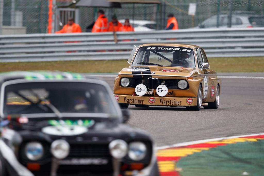 BMW 2002 - Chassis: 3751647 - Driver: Charles Veillard - 2019 Spa Classic