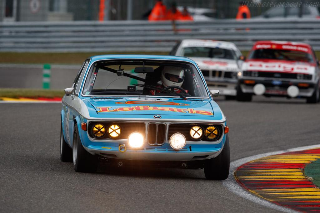 BMW 3.0 CSI  - Driver: Romain Belleteste / Christophe Gadais - 2019 Spa Classic