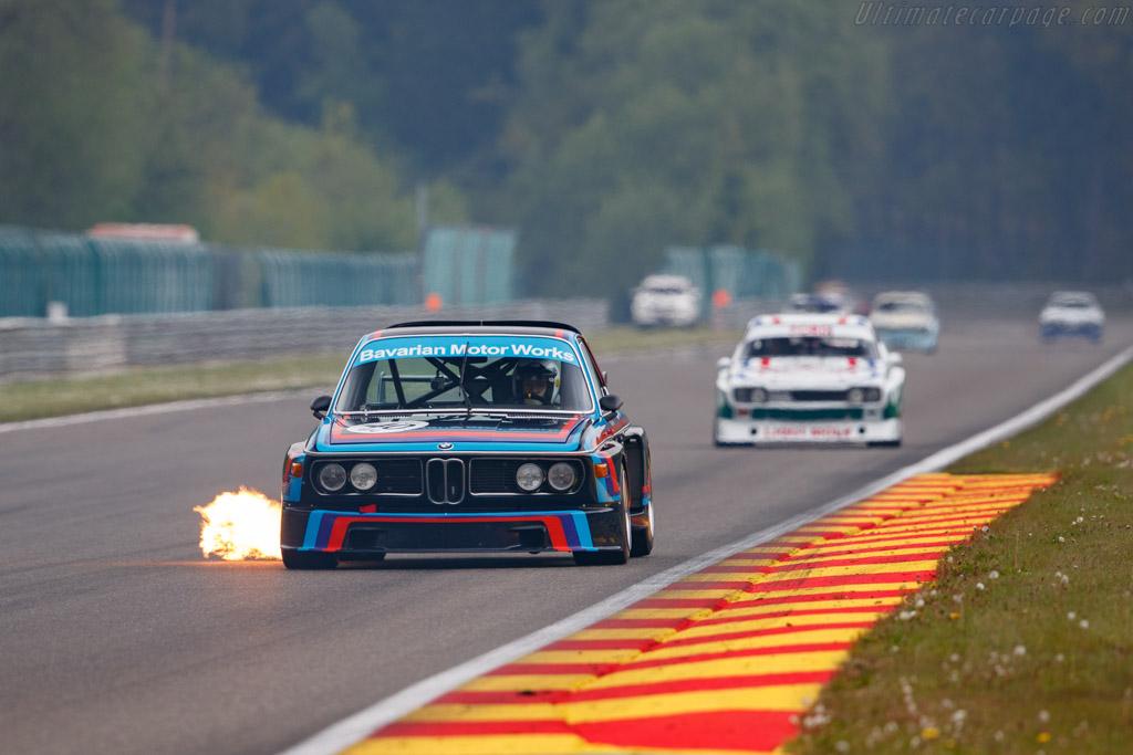BMW 3.0 CSL  - Driver: Michael Erlich - 2019 Spa Classic