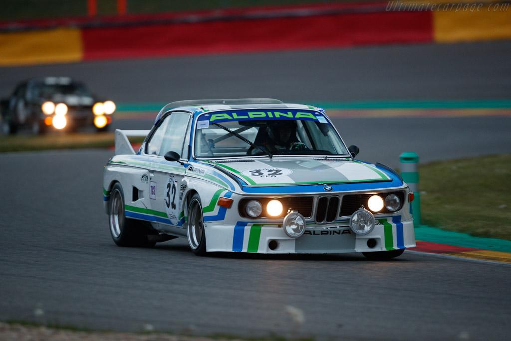 BMW 3.0 CSL  - Driver: Peter Mursall / Daniel Mursall - 2019 Spa Classic