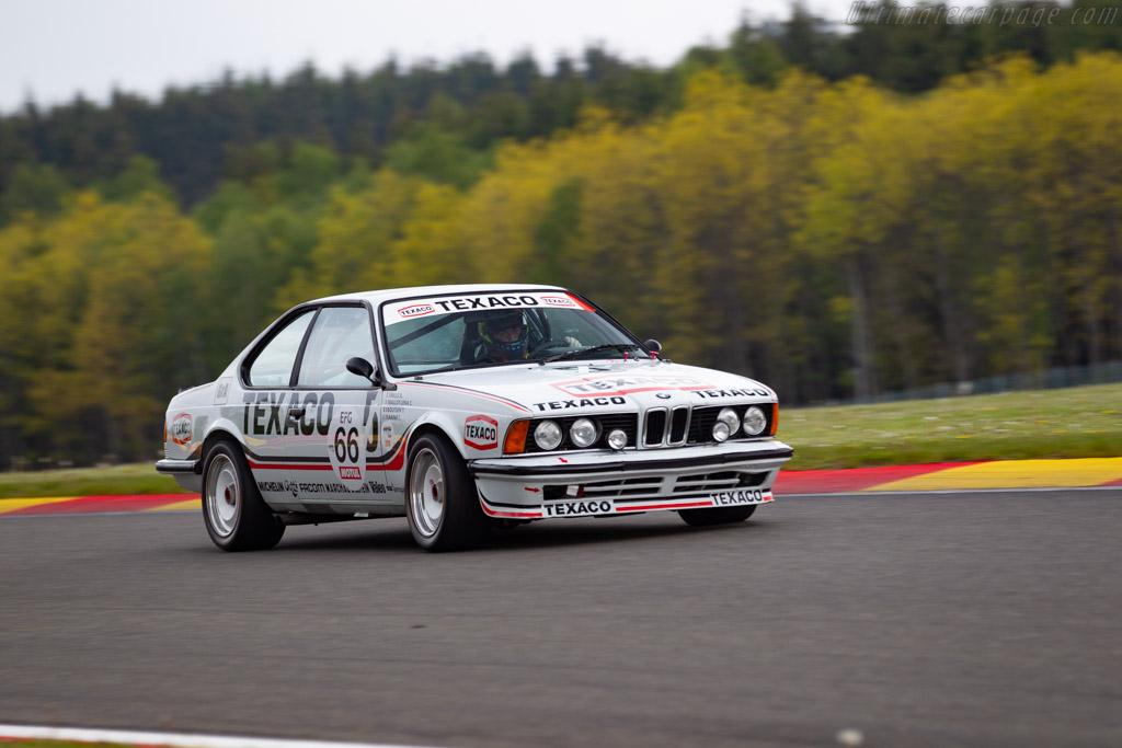 BMW 635 CSI Group A - Chassis: E24 RA1-04 - Driver: Armand Mille - 2019 Spa Classic