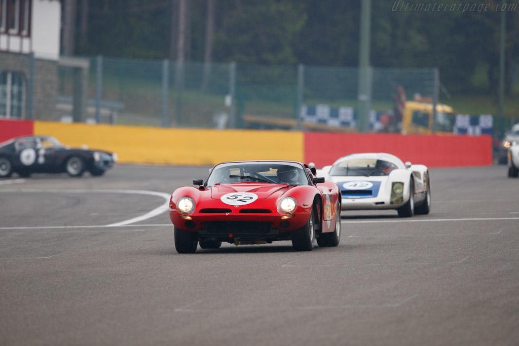 Bizzarrini 5300 GT - Chassis: BA4 0102 - Driver: Peter Muelder - 2019 Spa Classic