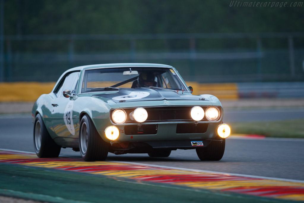 Chevrolet Camaro  - Driver: Ulf Von Hauswolff / Pekka Nystrom - 2019 Spa Classic