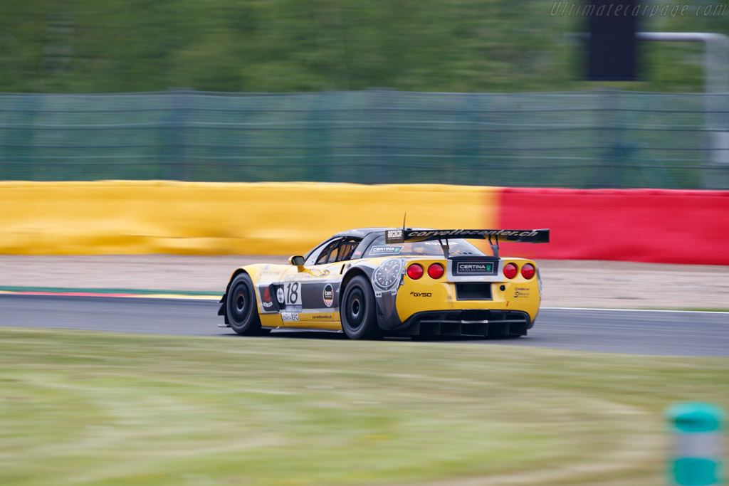Chevrolet Corvette GT3 - Chassis: 1G1YY25Y765100123 - Driver: André Lips / Remo Lips - 2019 Spa Classic