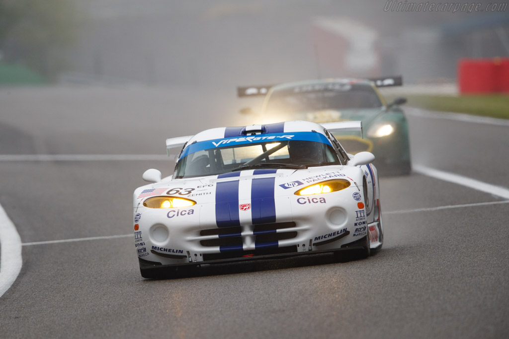 Chrysler Viper GTS/R - Chassis: C3 - Driver: Pierre-Alain France / Erwin France - 2019 Spa Classic