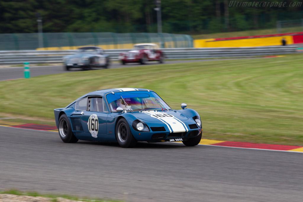 Elva GT 160 - Chassis: 160GT/7S/3 - Driver: Michael Birch / Gareth Burnett - 2019 Spa Classic