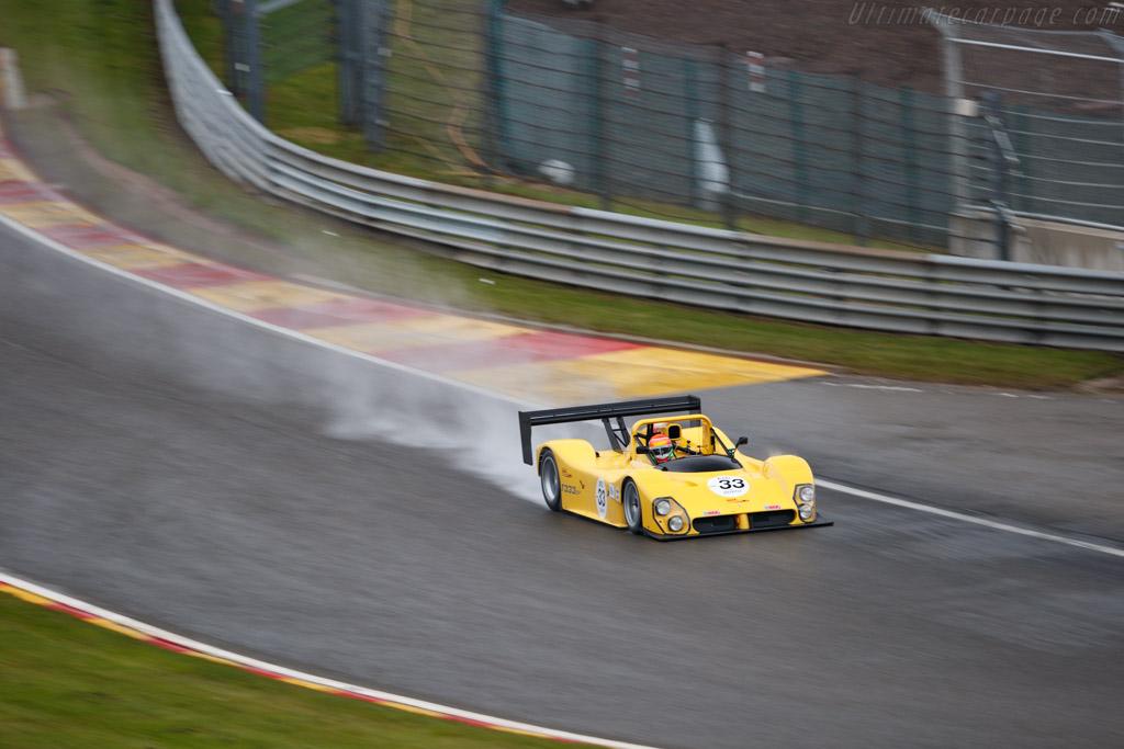 Ferrari 333 SP - Chassis: 034 - Driver: Michel Lecourt / Raymond Narac - 2019 Spa Classic