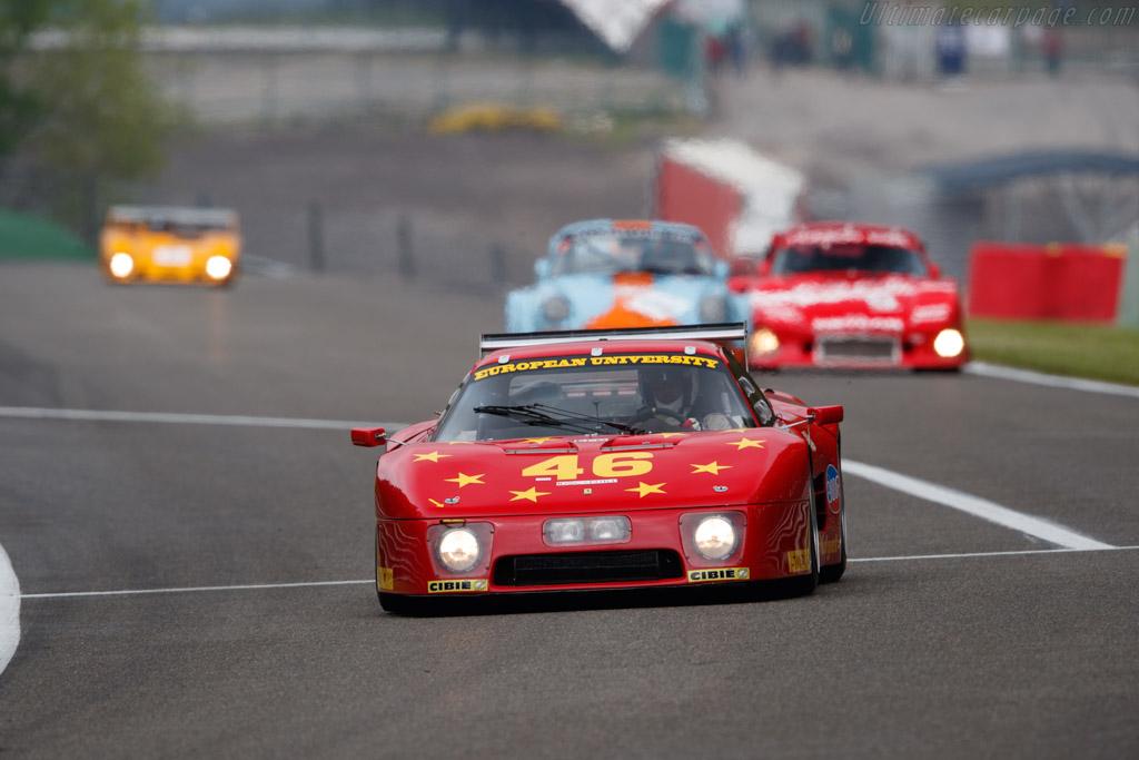 Ferrari 512 BBLM - Chassis: 35525 - Driver: Christian Bouriez - 2019 Spa Classic