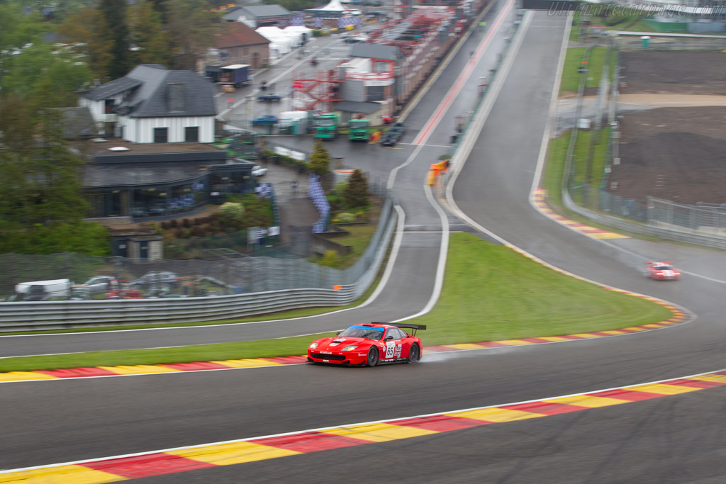 Ferrari 550 GTS Prodrive - Chassis: 113136 - Driver: Max Girardo - 2019 Spa Classic