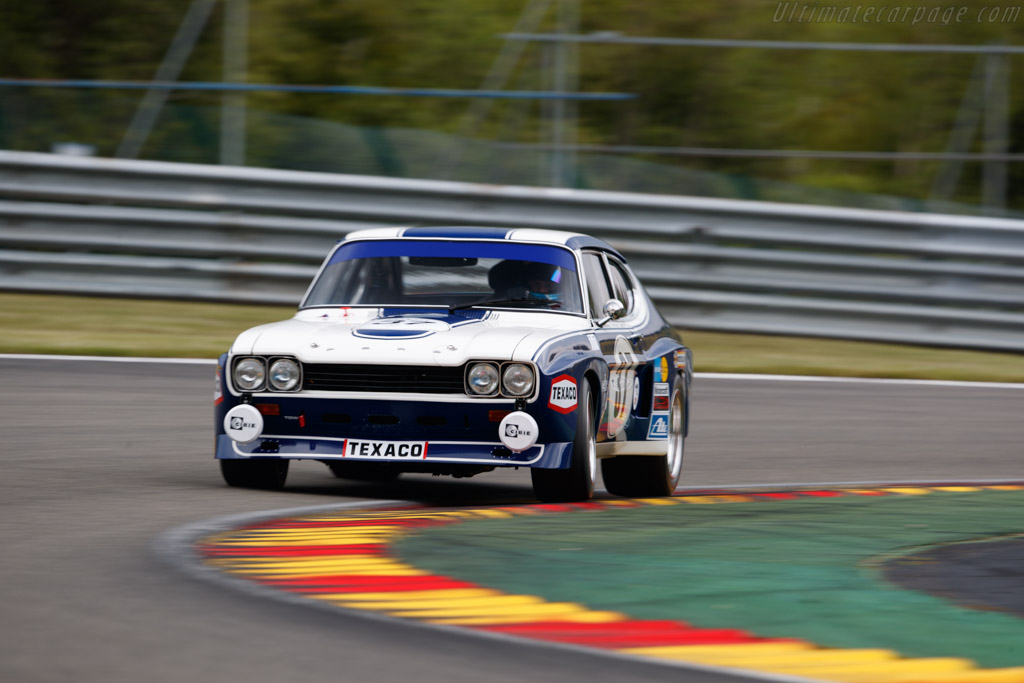 Ford Capri 2600 RS  - Driver: Philip Walker / Miles Griffiths - 2019 Spa Classic