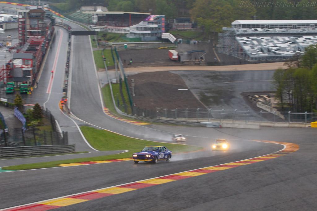 Ford Capri 2600 RS  - Driver: Grahame Bryant / Oliver Bryant - 2019 Spa Classic