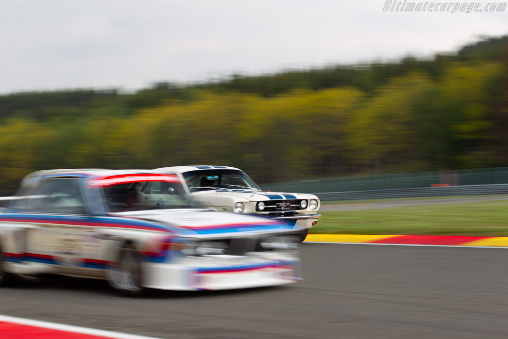 Ford Mustang - Chassis: 5F07K627425 - Driver: Stéphane Guyot-Sionnest / Baptiste Guyot-Sionnest - 2019 Spa Classic