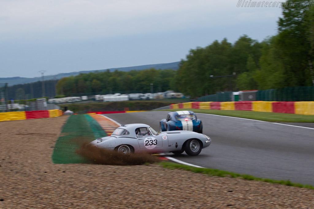 Jaguar E-Type  - Driver: Jon Minshaw - 2019 Spa Classic