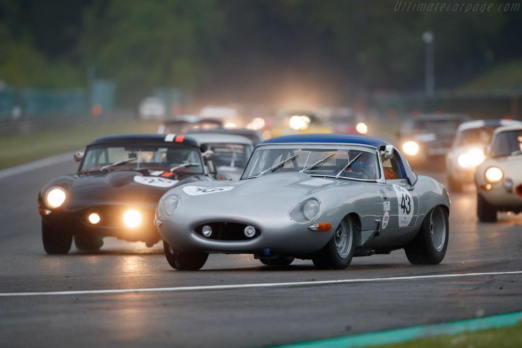 Jaguar E-Type  - Driver: Richard Renault / Jean-François Renault - 2019 Spa Classic