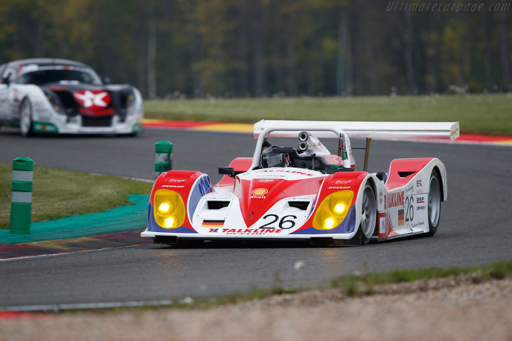 Lola B98/10 - Chassis: B9810-HU02 - Driver: Xavier Micheron / Xavier Pompidou - 2019 Spa Classic