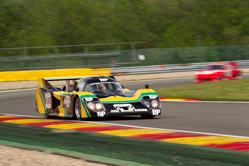 Lola T600 - Chassis: HU2 - Driver: Philippe Scemama - 2019 Spa Classic
