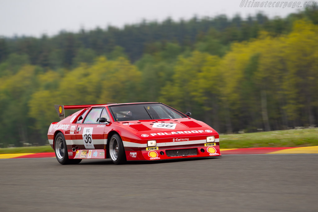 Lotus Esprit Group 5 - Chassis: 79/0102G - Driver: Greg Caton - 2019 Spa Classic