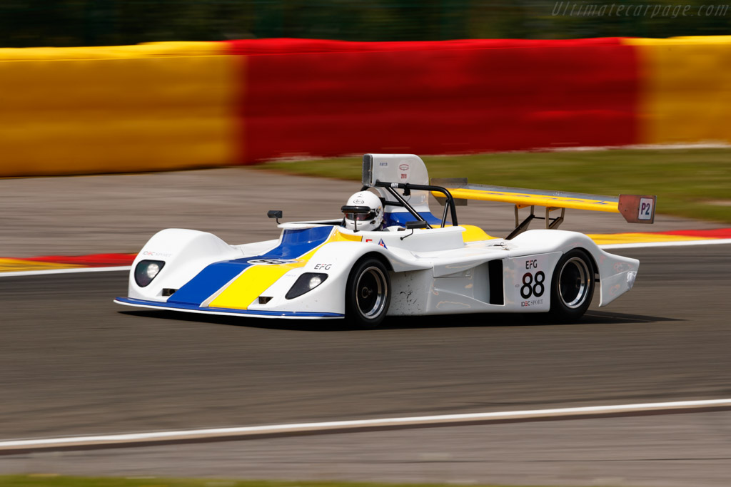 March 75S - Chassis: 75S/3 - Driver: Kevin Cooke  - 2019 Spa Classic