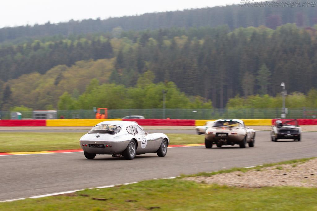 Morgan +4 SLR - Chassis: SLR4 - Driver: John Emberson / William Wykeham - 2019 Spa Classic