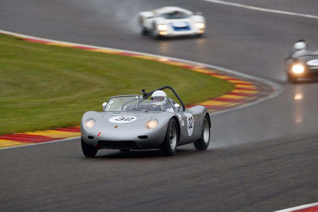 Porsche 718 RS 61 - Chassis: 718-075 - Driver: Alex Birkenstock / Max Werner - 2019 Spa Classic