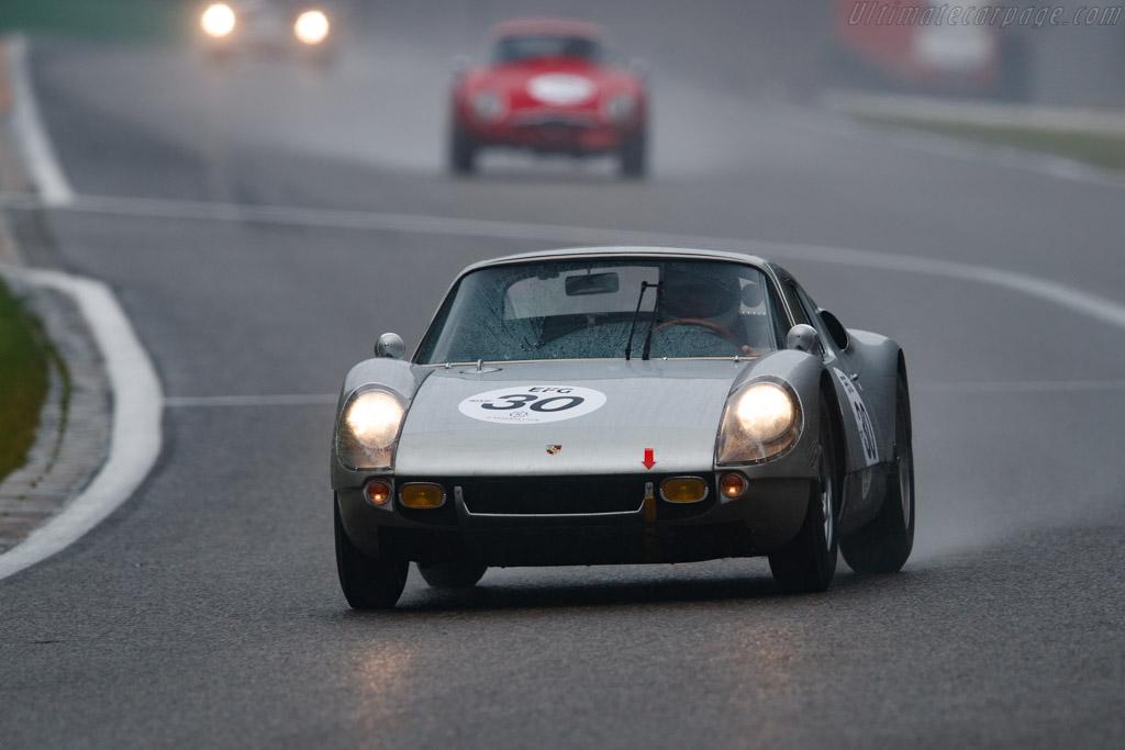 Porsche 904 GTS - Chassis: 904-065 - Driver: Karl-Günter Diederichs - 2019 Spa Classic