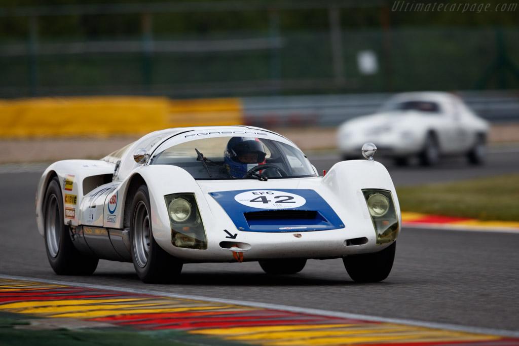 Porsche 906 Carrera 6 - Chassis: 906-107 - Driver: Romain Rocher - 2019 Spa Classic