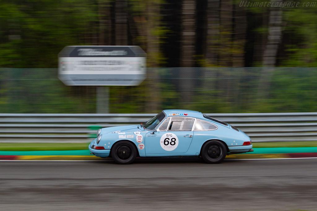 Porsche 911  - Driver: Michiel Van Duijvendijk / Pascal Pandelaar - 2019 Spa Classic