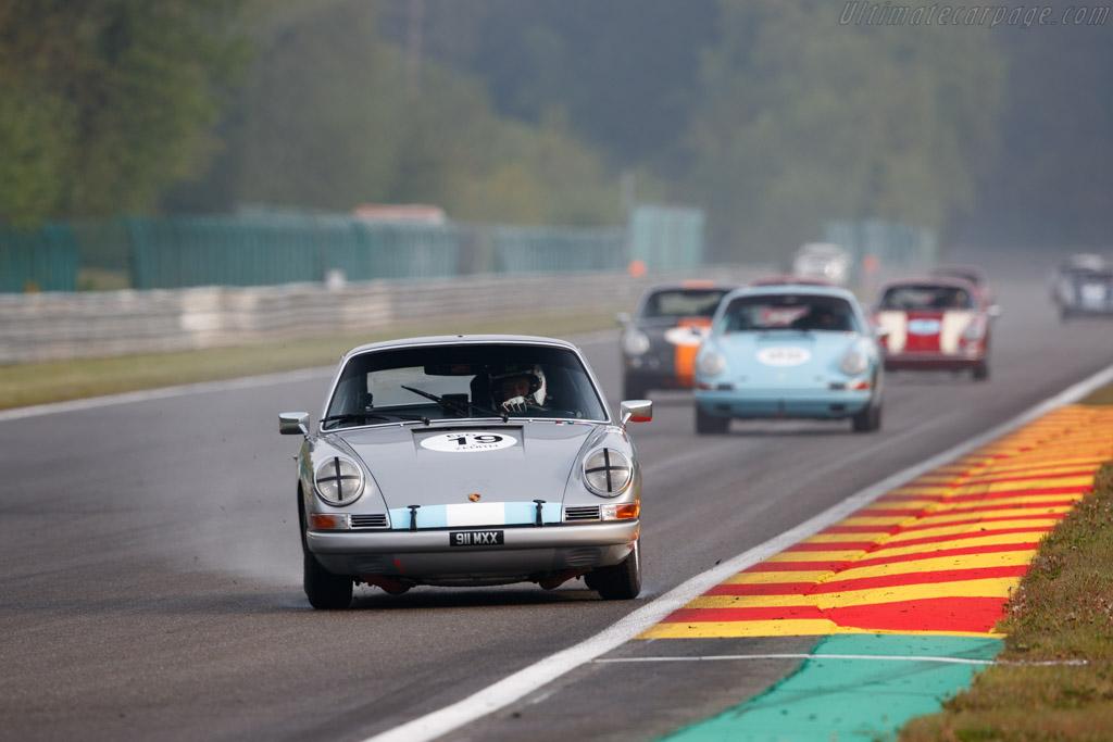 Porsche 911 - Chassis: 301068 - Driver: Jose Ruben Zanchetta / Julian Lepphaille - 2019 Spa Classic
