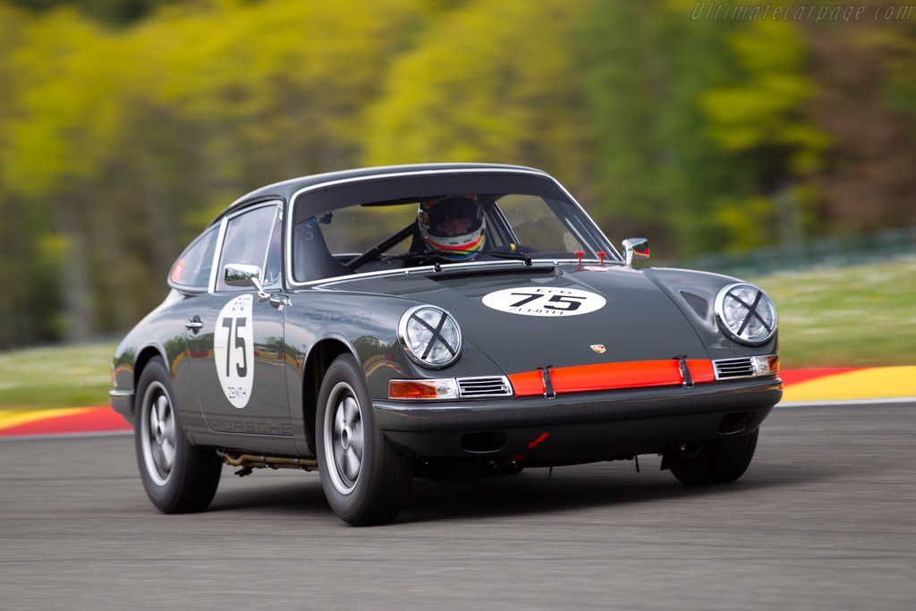 Porsche 911  - Driver: Simon Evans / Joe Twyman - 2019 Spa Classic