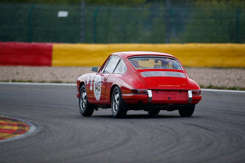 Porsche 911  - Driver: Paul Stephens - 2019 Spa Classic