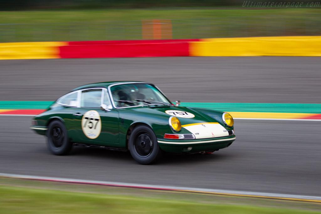 Porsche 911  - Driver: Uwe Bruschnik / Robert Haug - 2019 Spa Classic